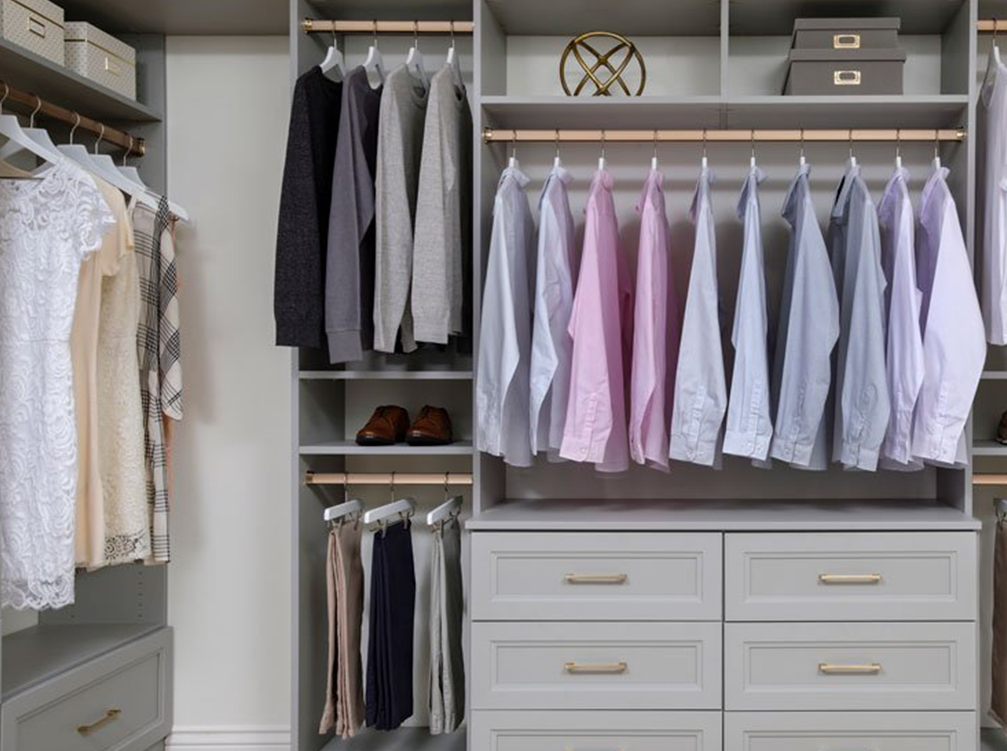 Closet Envy Bedroom Storage