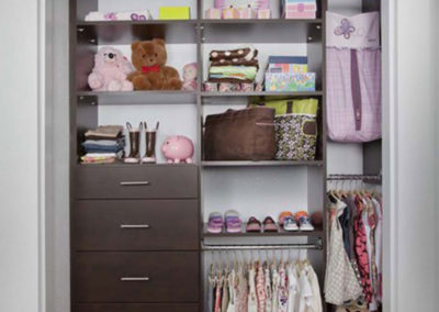Chocolate Pear Kid's Closet