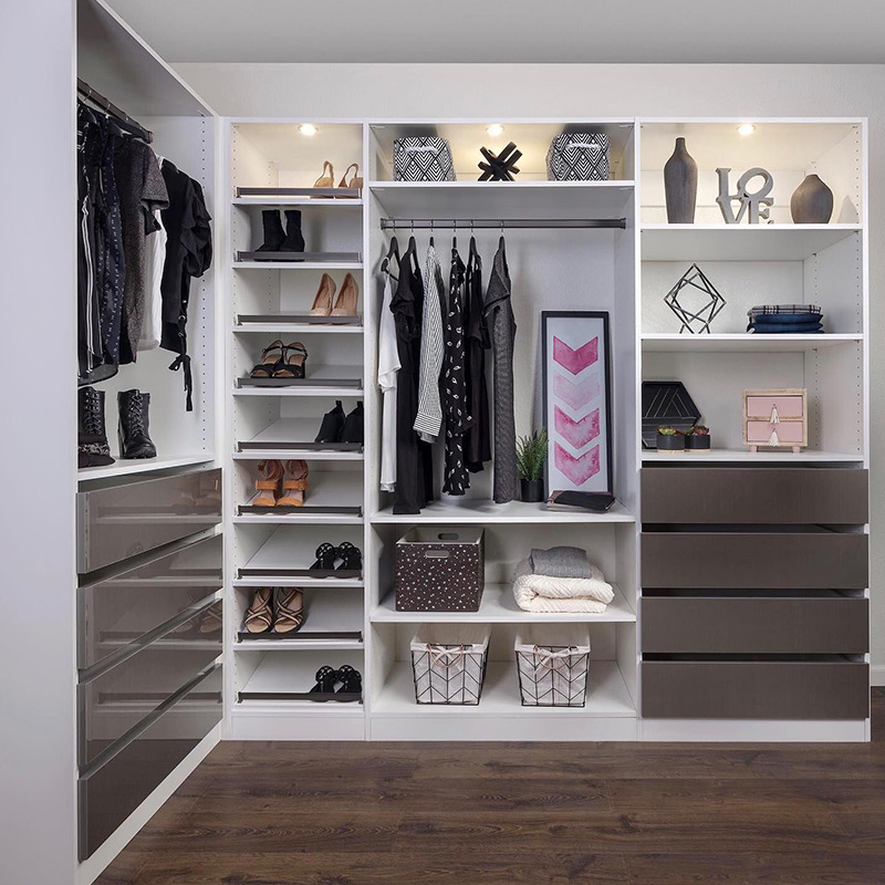 Closet Envy respects your home.